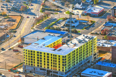 150 Main St. Project in Hackensack advances to 6 stories completed by Fall 2019, with Sisca Organization as construction manager
