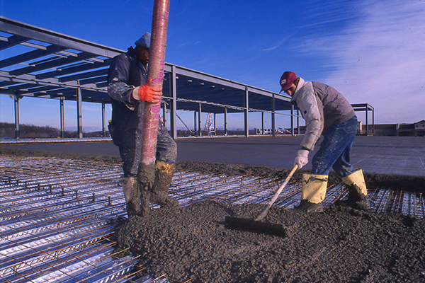 The Sisca Organization performs site work and concrete work, including concrete superstructure.