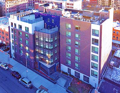 Wales Avenue,  Bronx, NY 57 Units affordable housing
