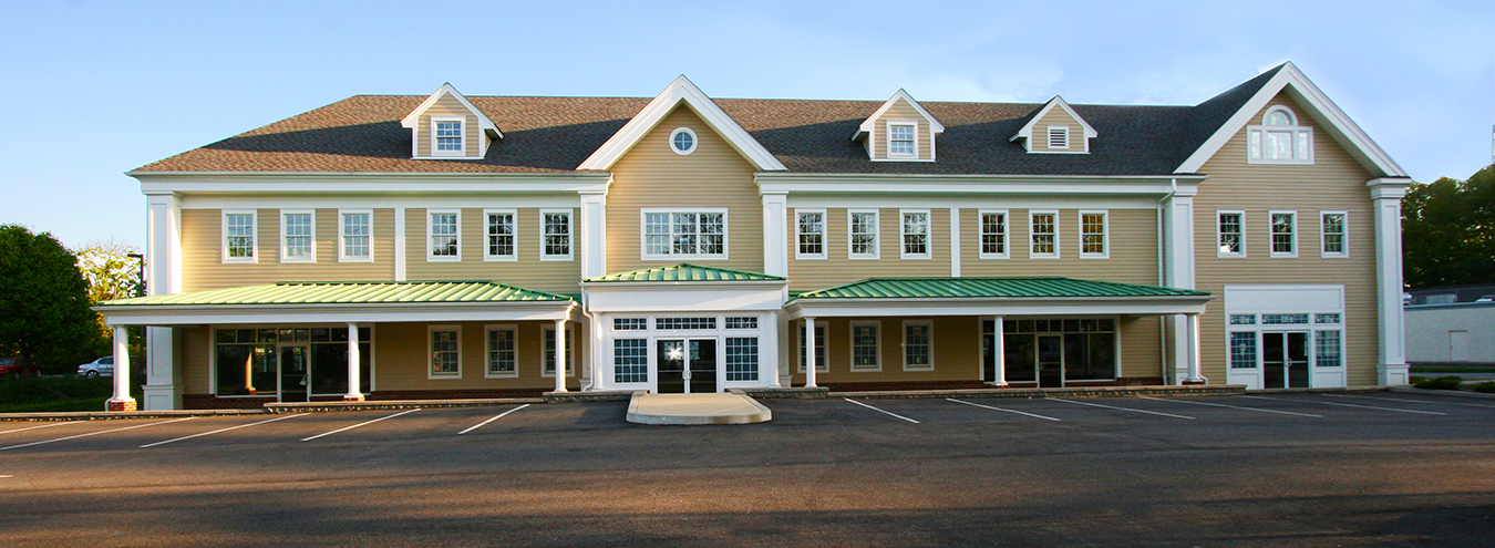 """135 Bedford Road, Armonk, NY: Class """"A"""" Office space developed, built, and managed by The Sisca Organization."""