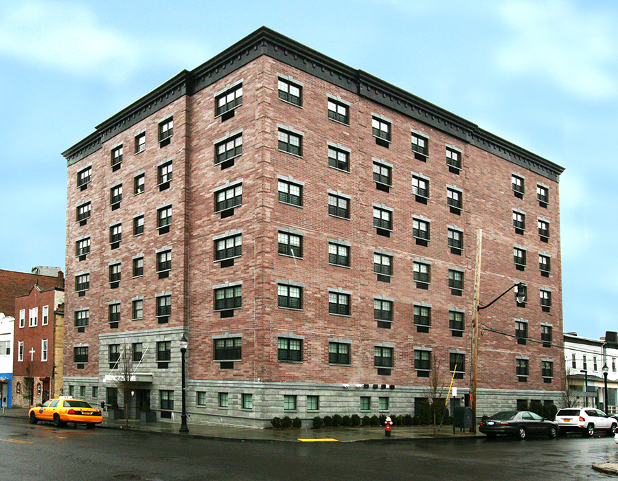 Mount Vernon, NY 7 story affordable housing