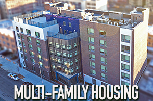 The Sisca Organization builds multi-family housing