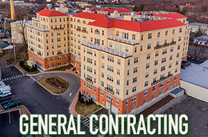 The Sisca Organization performs General Contracting work