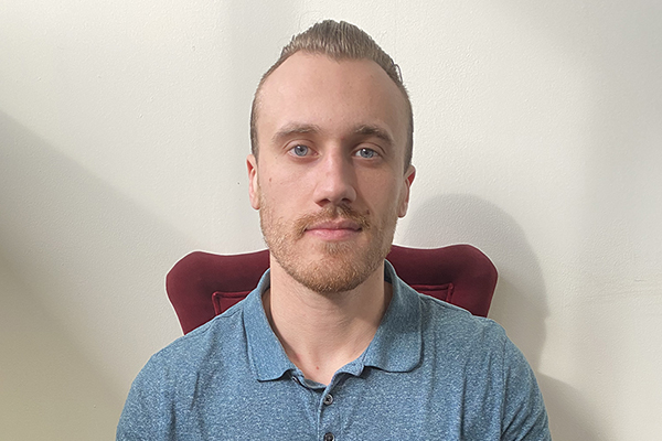 James is Assistant Project Manager at The Siscaa Organization, General Contracting