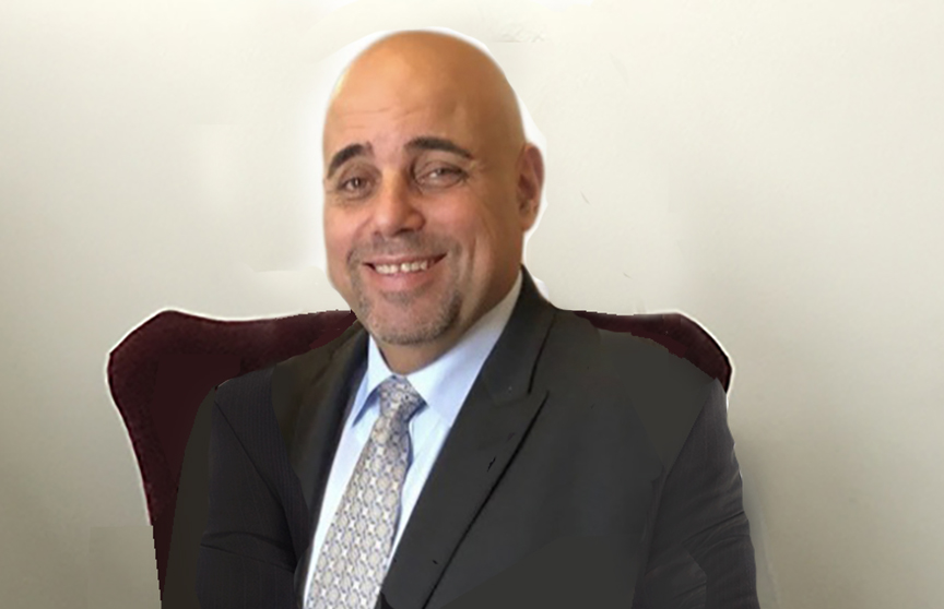 Emilio Brienza is Concrete Superintendent at the Sisca Organization